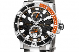 Ulysse Nardin Maxi Marine Diver Titanium 263-90-7M/92