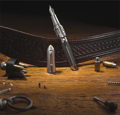 ручка Revolver Montegrappa