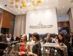 Официальное открытие бутика Jaeger-LeCoultre в Санкт-Петербурге.