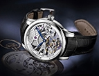 Skeleton Tourbillon Manufacture