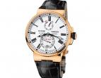 Новинка от Ulysse Nardin Marine Chronometer Manufacture уже в Петербурге