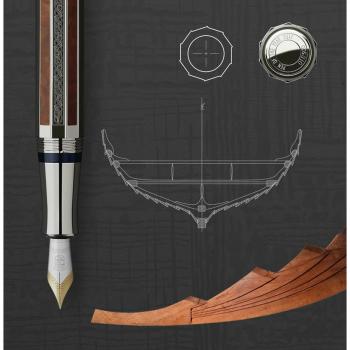 Перьевая ручка Graf von Faber-Castell Pen of the year 2017 145120