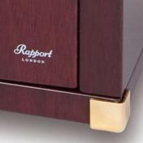 Шкатулка для подзавода часов Rapport Mariner's Chest Mahogany W282