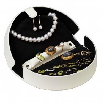 Шкатулка для драгоценностей Buben&Zorwer Venice Deluxe Ivory