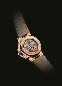 Ulysse Nardin Marine Chronometer Manufacture 1186-122/42