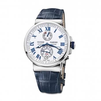 Ulysse Nardin Marine Chronometer Manufacture 43 mm 1183-126/40
