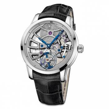 Ulysse Nardin Skeleton Tourbillon Manufacture 1700-129