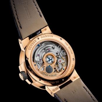 Ulysse Nardin Marine Chronometer Manufacture 1186-122/40